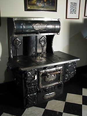 Great Western Banquet Wood Burning Cook Stove