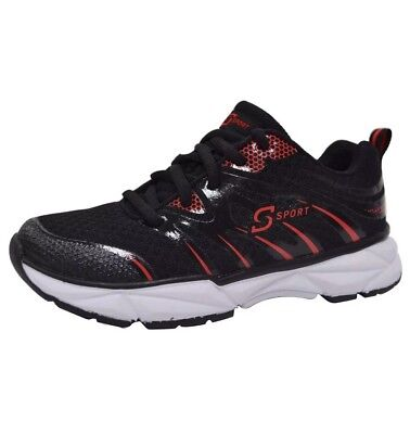 NEW Boys' S Sport By Skechers  Performance Athletic Shoes - Black Size 3