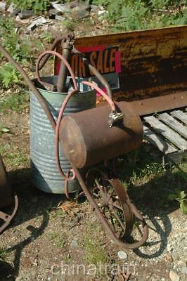 Vintage Antique Lawn Garden Orchard Portable Sprayer