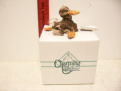 Charming Tails By Dean Griff Christmas Ornament Frequent Flyer
