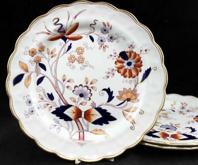 Booths FRESIAN 3 Large Dinner Plates A8022 GREAT VALUE