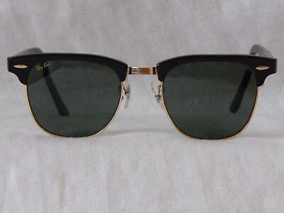 8550ee03132d6 Vintage Authentic Ray Ban Bausch   Lomb W0365 VWAS Sunglasses Made In U.S.A.