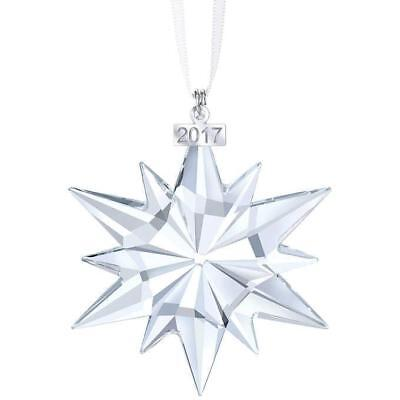 Swarovski Crystal Christmas Ornament 2017 Annual Edition Star Collectible