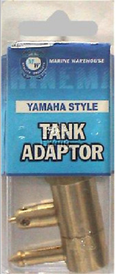 3073 - MW BOATING OUTBOARD Brass Tank Adaptor Yamaha