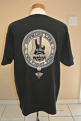 Hard Rock Casino Biloxi Short Sleeve T-shirt Size XL Extra Large Chest 46""