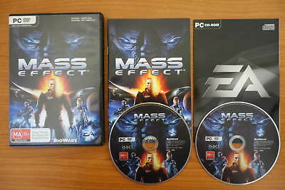 Mass Effect PC - BRAND NEW