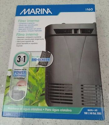 Hagen Marina Internal Filter  i160 for up to 160 litre aquarium