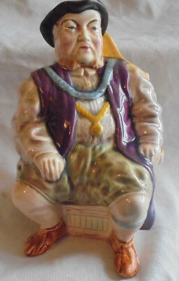 Melba Ware HENRY EIGHTH Toby Jug, 6 inch Excellent condition