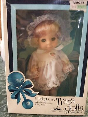 1981 8 in. Baby Dear Tiara doll by Playmates