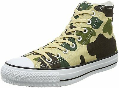 7502061dab3473 CONVERSE ALL STAR 100 GORE-TEX High-cut Sneaker Camouflage CAMO US3.5