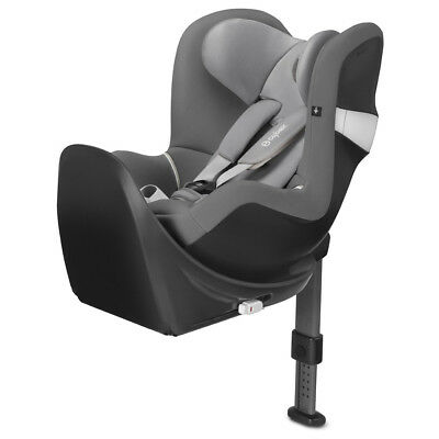 Baby car seat Sirona M2 I-Size with base M Manhattan Grey Mid Grey Cybex