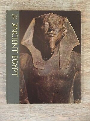 Ancient Egypt, Great Ages of Man, Time Life Book, Hardcover, 1978