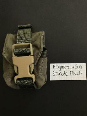 Army Ranger EAGLE INDUSTRIES Brand New Fragmentation Grenade Pouch 36 Available