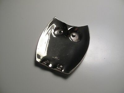 Seltener Concorde Air France Aschenbecher als Eule, owl giveaway ashtray!