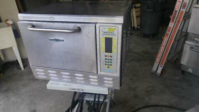 Turbochef Tornado NGC oven from Subway