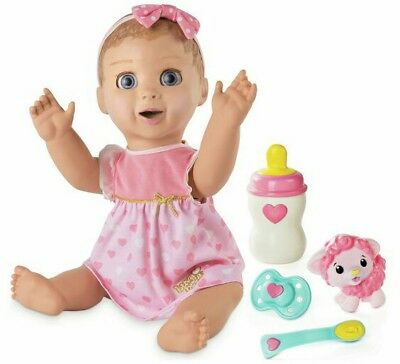 Luvabella Blonde Doll Baby Kids Brand New **Sold out everywhere**