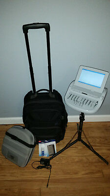 Stenograph Wave Student Writer with Bag, Hard Case, AC Adapter, and USB