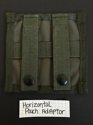Army Ranger EAGLE INDUSTRIES Brand New Horizontal Pouch Adapter 8 Available