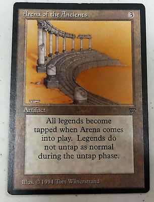 Arena of the Ancients -MP- English Legends MTG Cards Artifact SEE IMAGES LC-A