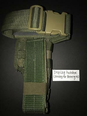 Army Ranger EAGLE INDUSTRIES Brand New Pistol Drop Leg Holster 4 Available
