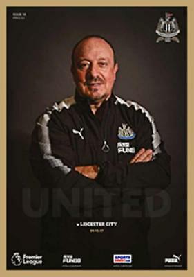 * 2017/18 - NEWCASTLE UNITED v LEICESTER CITY (9th December 2017) *