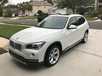 2014 BMW X1 SDrive 28i 2014 BMW X1 sDrive 28i Ultimate Package X-Line One Owner