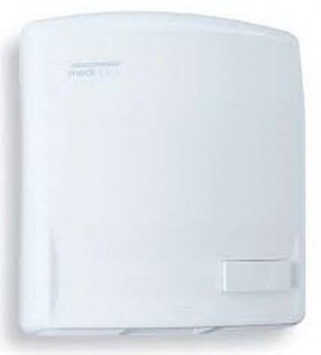 Mediclinics Junior Plus M88 Push Button Hand Dryer White Abs Plastic