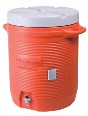 Rubbermaid Insulated Cold Beverage Containers in Orange