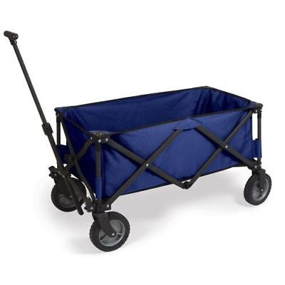 ONIVA - a Picnic Time Brand Collapsible Adventure Wagon, Navy