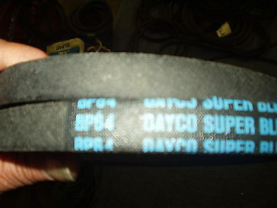 New Dayco Bp64 Super Blue Ribbon V-Belt 67X21/32In D285810