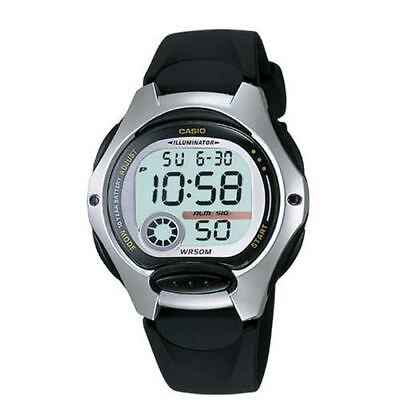 Casio Ladies Digital Sports Watch LW200-1AV By Casio