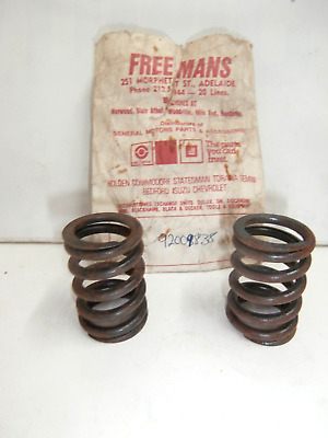 Genuine Holden Valve Springs For 6Cyl Hz & Vb Commodore Nos Nla 03/06