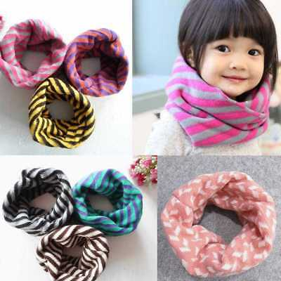 Baby Girls Boys Ring Scarf Bibs Scarves Leaves Shawl Neckerchief Shawl.PRO