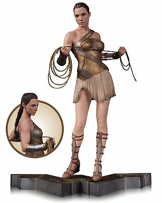 DC Collectibles Wonder Woman Training Outfit Statue