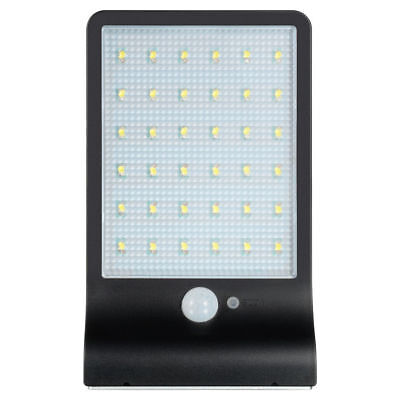 Waterproof 36LED Solar Powered PIR Motion Sensor Wall Light Outdoor Garden Lamps