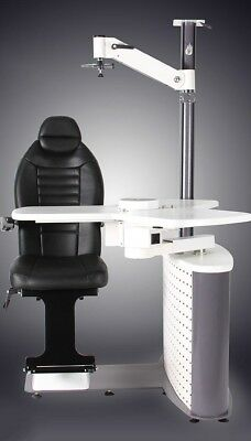 CT-450S Ophthalmic Chair and Stand
