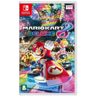MarioKart Deluxe 8 Switch