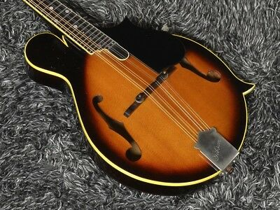 1979 Gibson A-12 Vintage Mandolin Great Condition RARE W/HSC Free Shipping