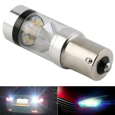 Super Bright 100W 2000LM 1156 LED Reverse Vehicle Head Light Driving Light GL