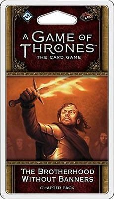 A Game Of Thrones Lcg 2Nd Edition The Brotherhood Without Banners Chapter Pack