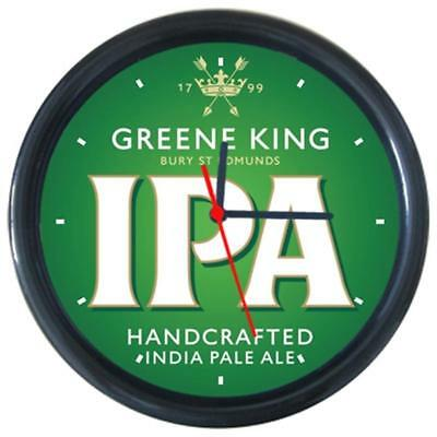 290111 Greene King IPA Cola Beer Beverage Bar Pub Club Round Wall Clock