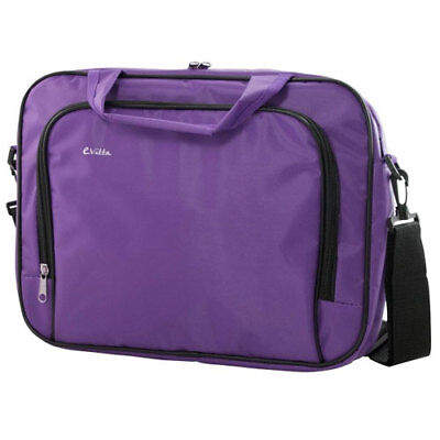 Bolsa Portatil  16 Evitta Laptop Bag Essentials Purple Evlb000152