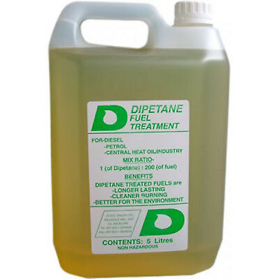 Dipetane 5L Fuel Treatment Reduce Emissions Injector DPF CAT EGR System Cleaner
