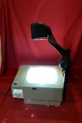 3M Series 1700 Series Overhead Projector W  One New Enx 360 Watt Bulb