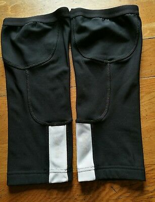 Rapha winter leg warmers Mens ..size Med