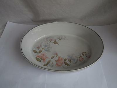 Denby Encore / Sweet Pea Oval Roaster / Serving Dish - Free - UK - Delivery