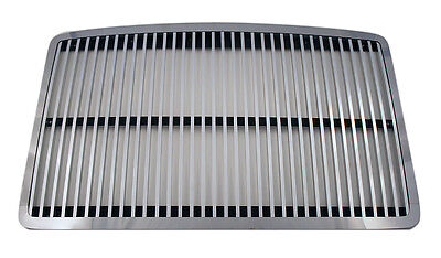 Volvo VNL Grill Semi Truck Grille Replacement 1996-2003 Polished Aluminum