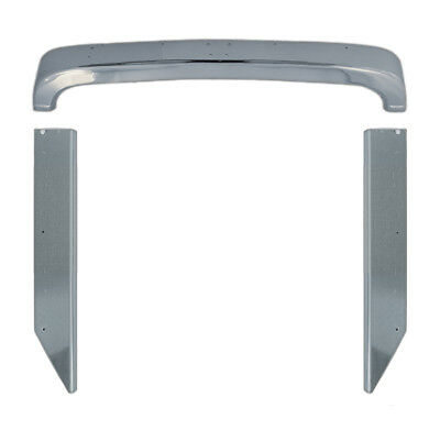 Freightliner Classic XL Long Nose Stainless Steel Grill Surround