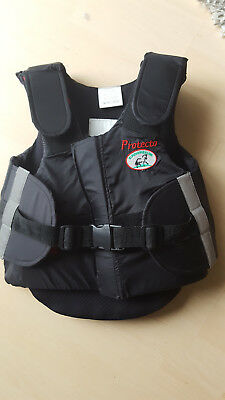 Reitweste Sicherheitsweste BodyPro  Protector Level 3 Child S