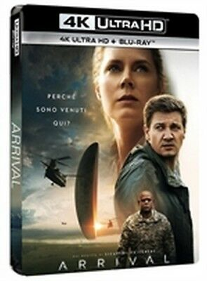 Arrival (4K Ultra HD + Blu-Ray Disc) - ITALIANO ORIGINALE SIGILLATO -